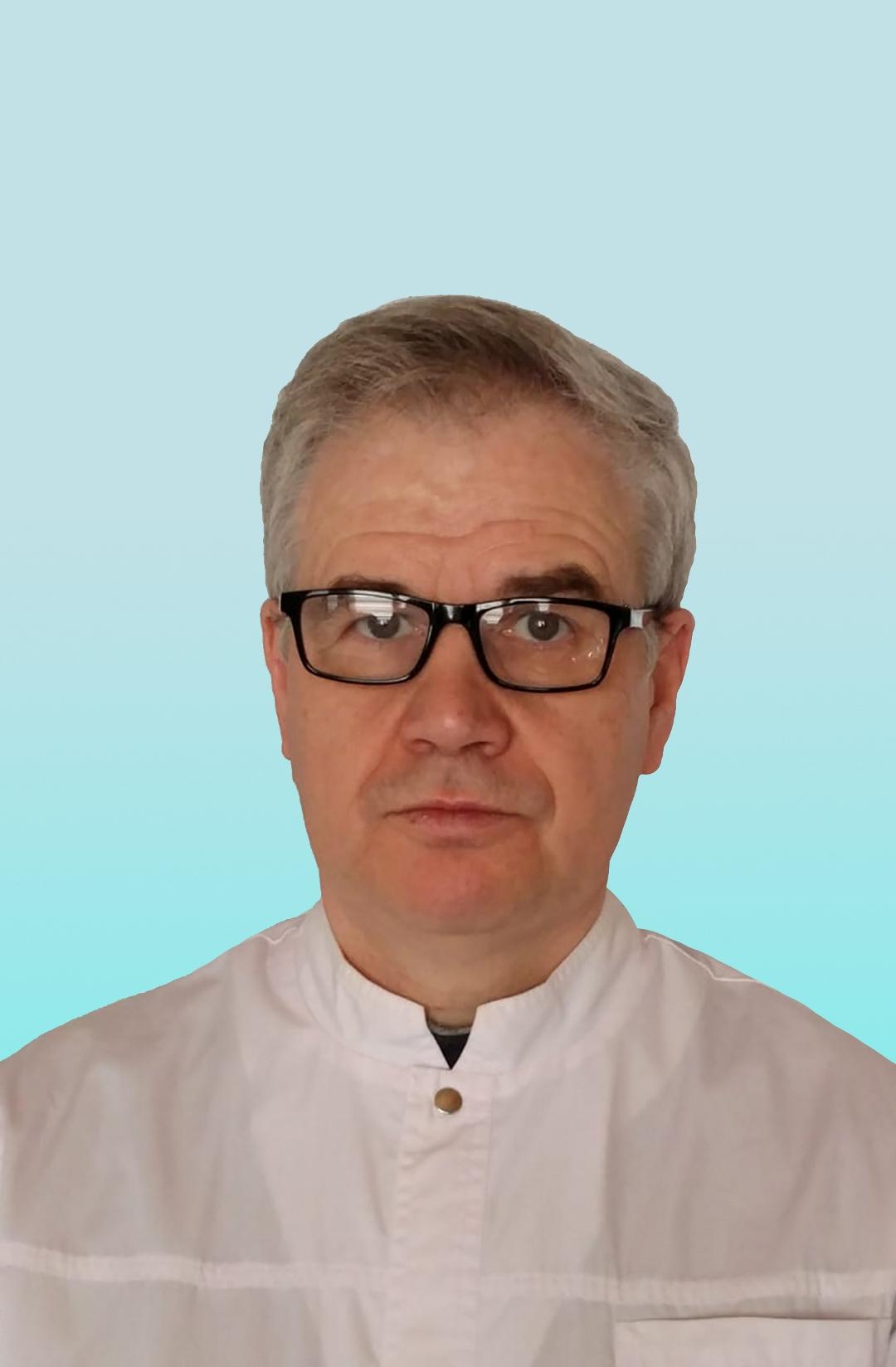 Врач-хирург эндокринолог Щербаков Сергей Анатольевич