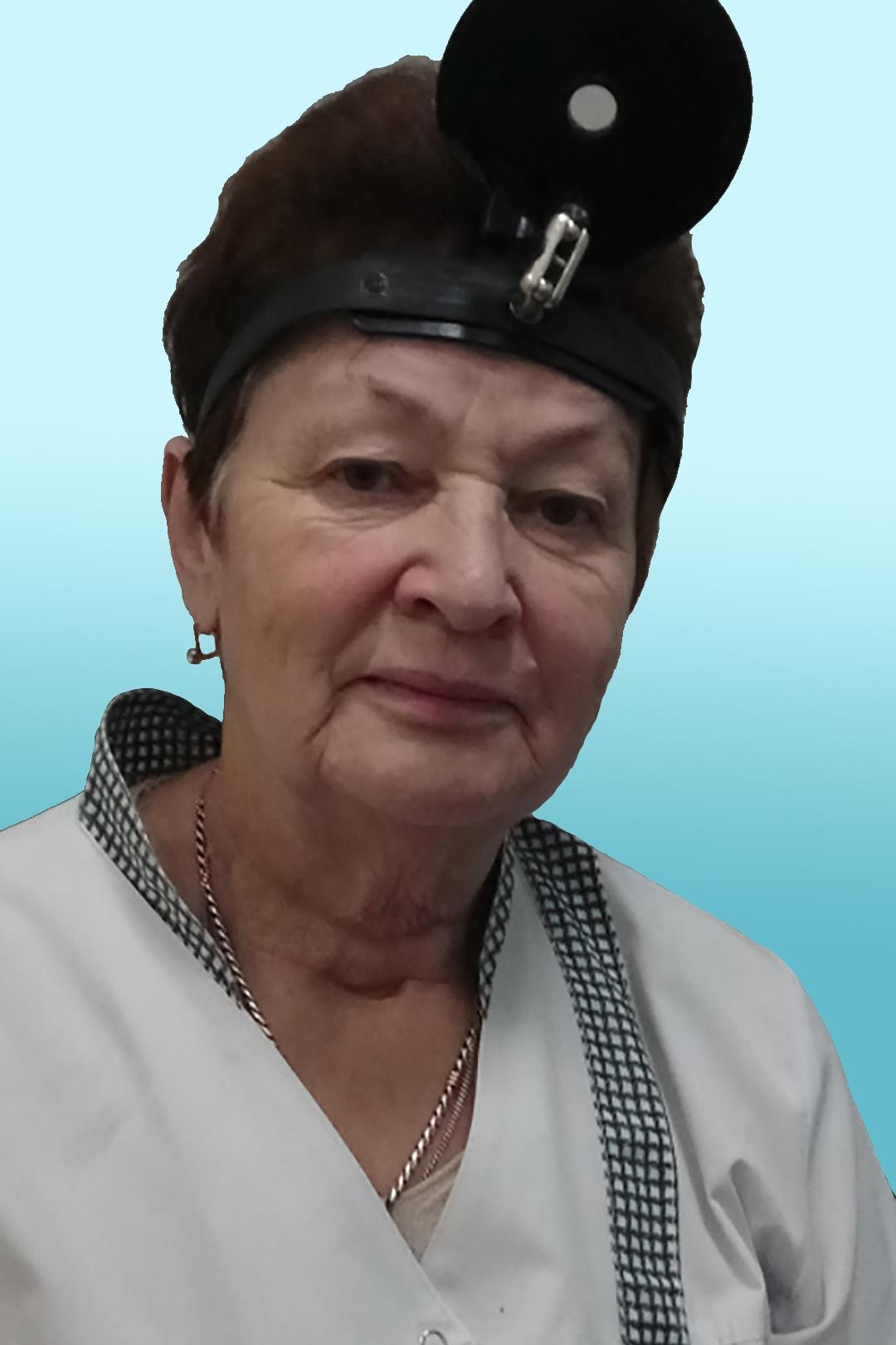 Лор, Сурдолог Петровская Алла Николаевна