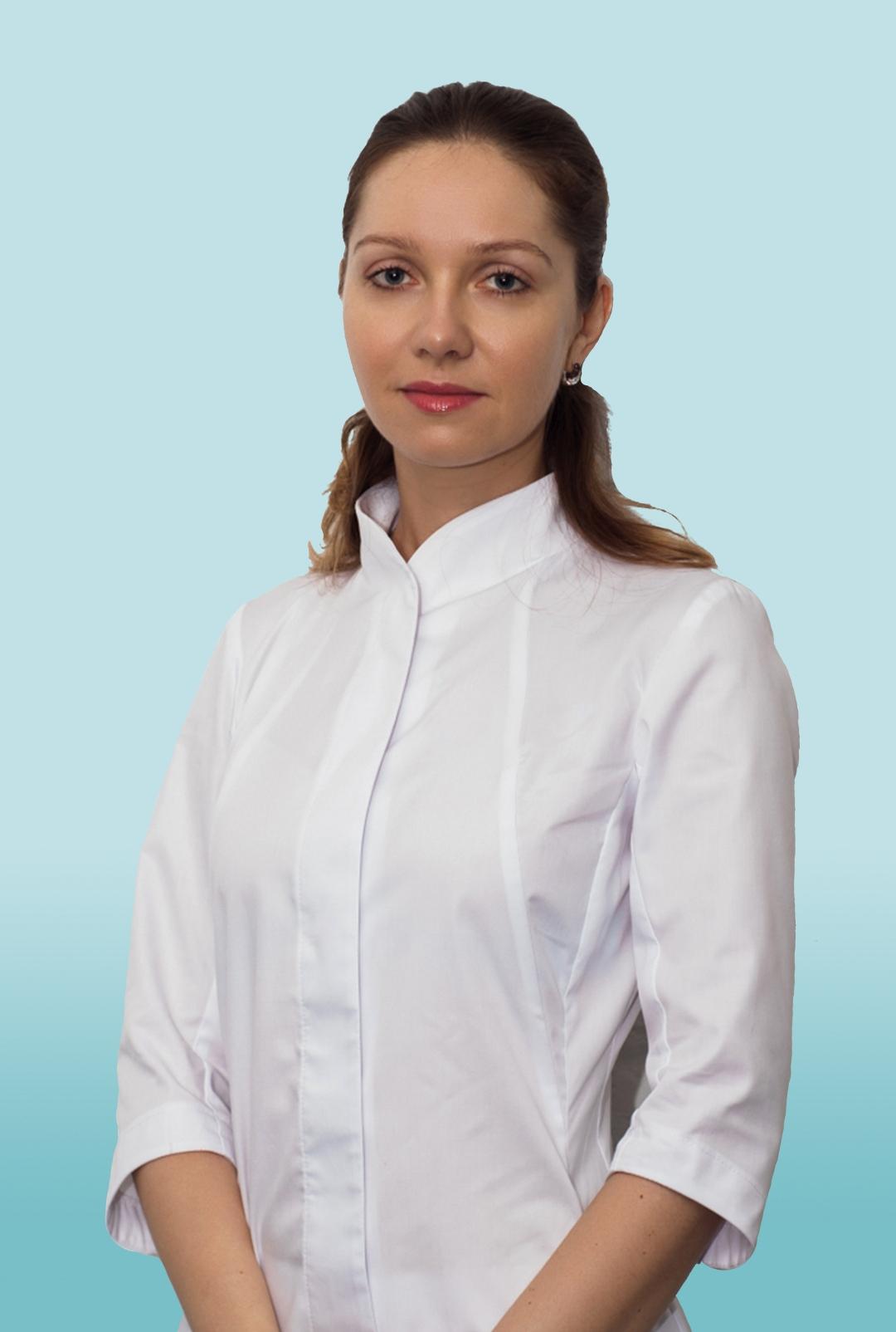 Врач акушер-гинеколог Мельникова Олеся Валерьевна