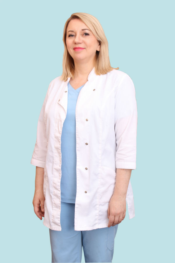 Врач невролог Шестакова Анна Григорьевна