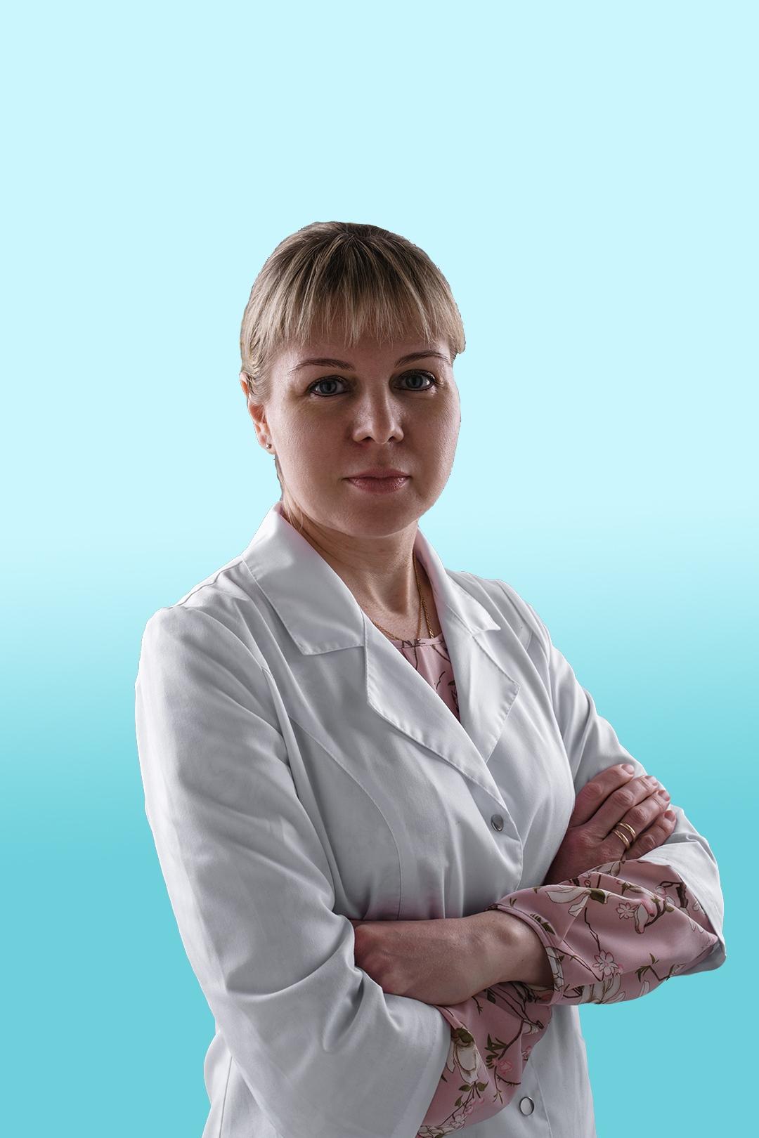 Врач-нейропсихолог Титкова Ирина Игоревна