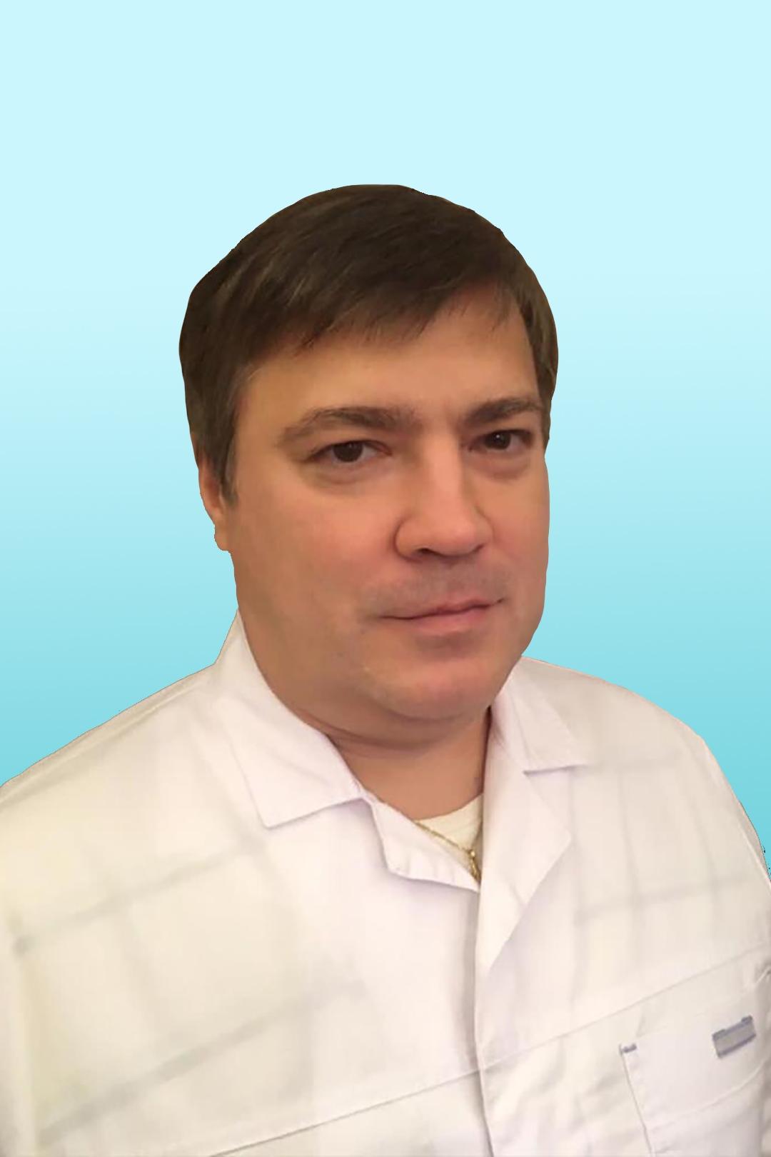 Врач-уролог Сидоров Олег Владимирович