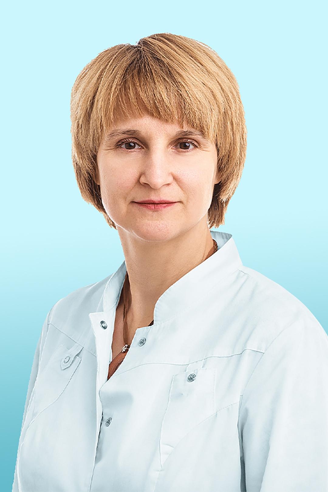 Врач–невролог Малахова Татьяна Викторовна