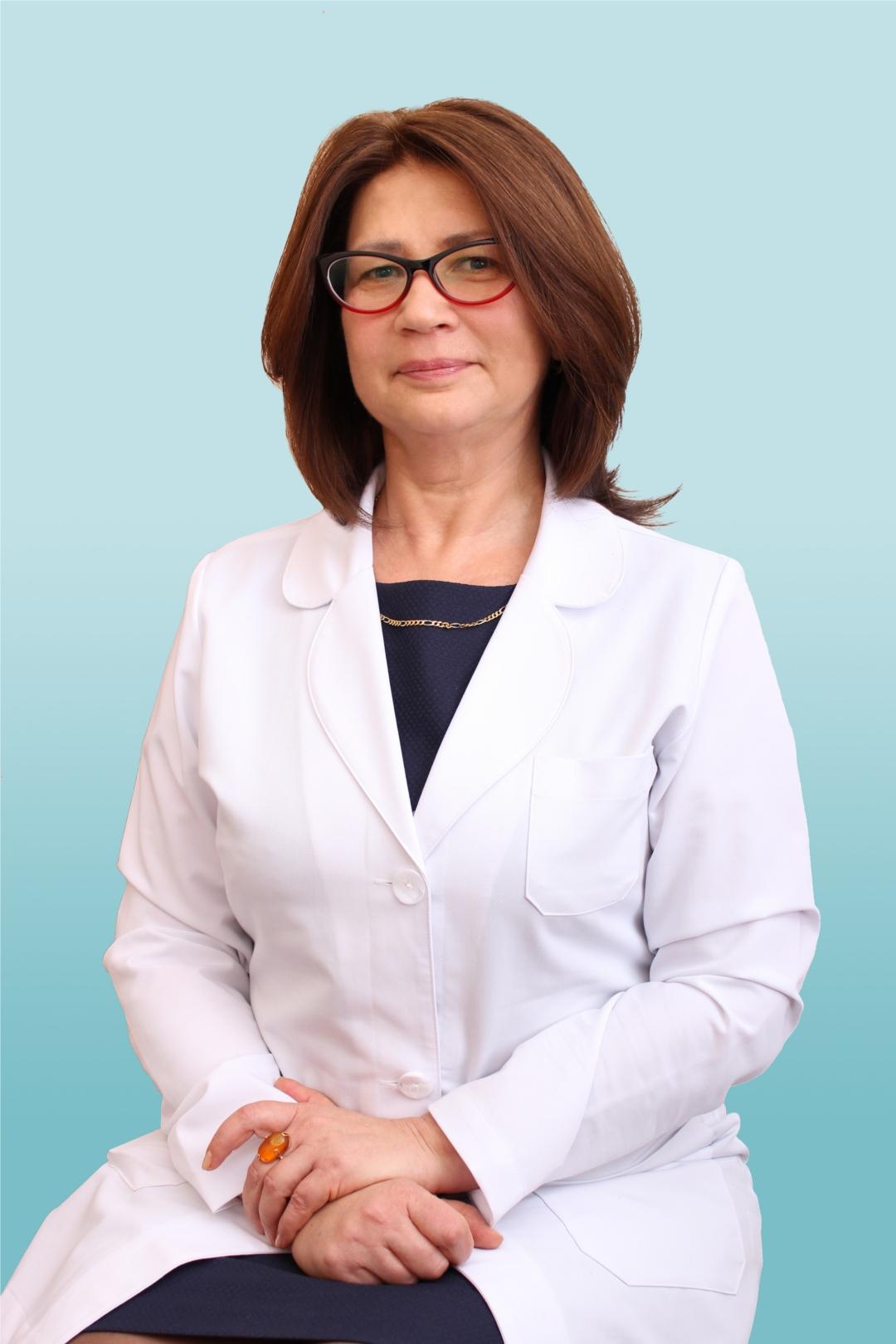 Врач акушер-гинеколог Орлова Ольга Анатольевна