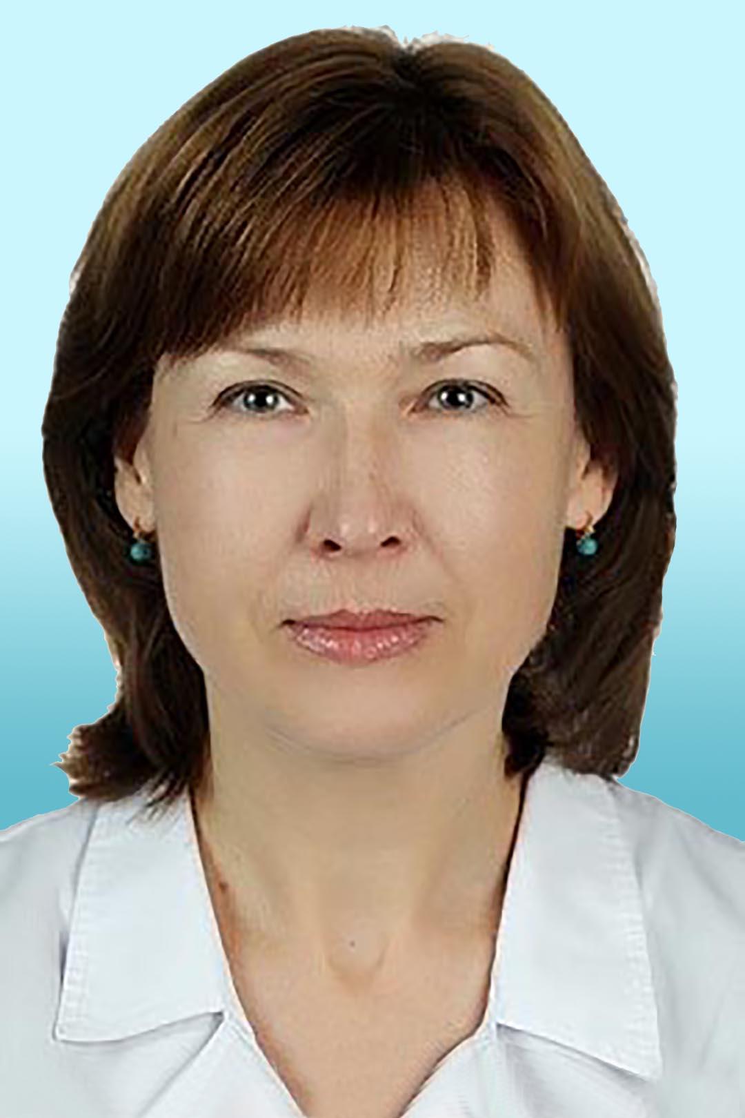 Врач кардиолог, врач УЗИ Лебедева Евгения Леонидовна