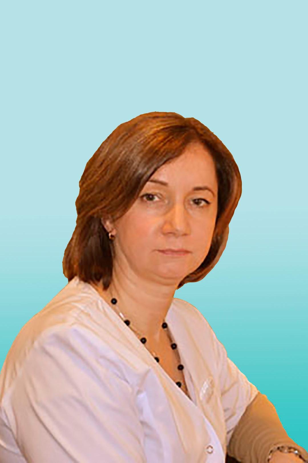 Врач эндокринолог Павлова Мария Геннадьевна