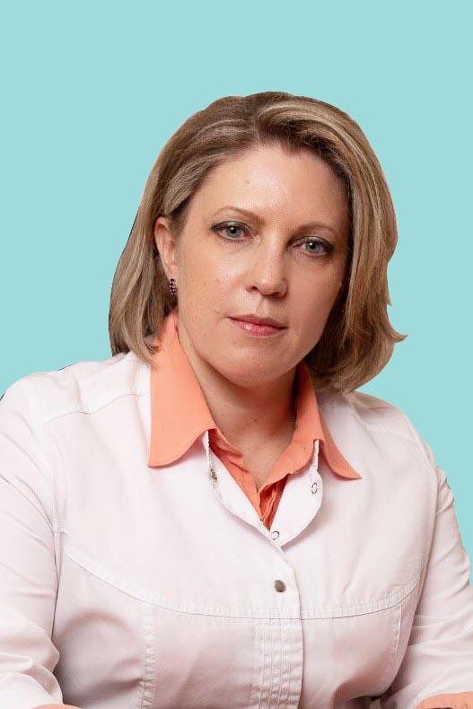 Врач-невролог Супонева Наталья Александровна