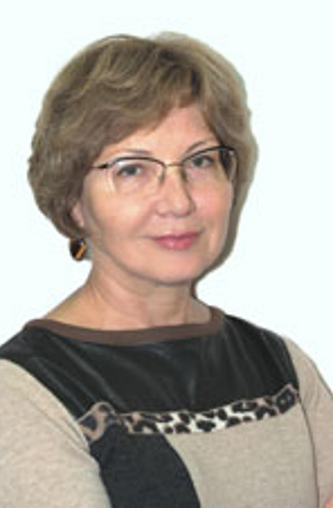 Научный консультант по ревматологии Ананьева Лидия Петровна