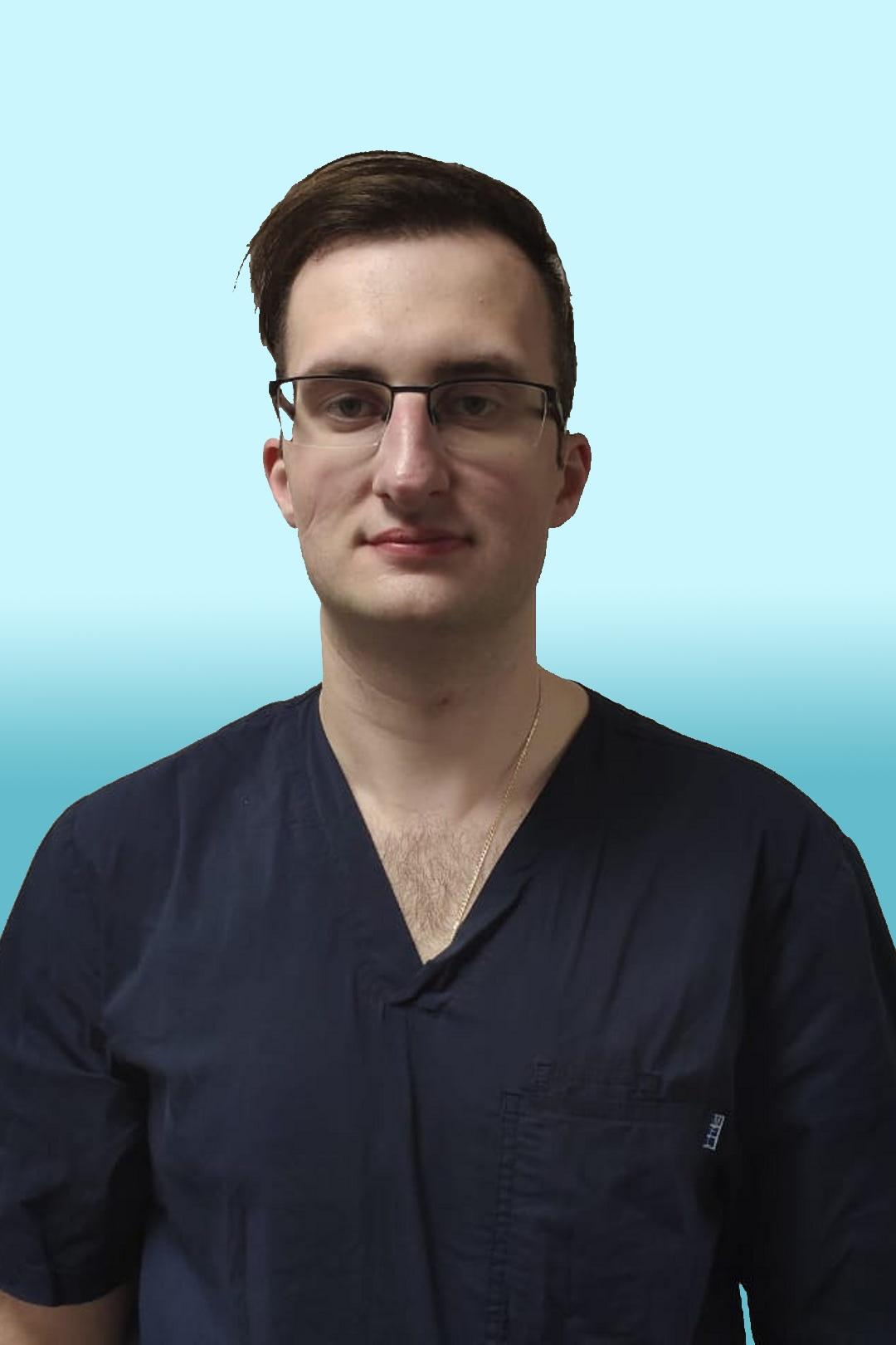 Врач ЛФК Душевин Георгий Рамазович