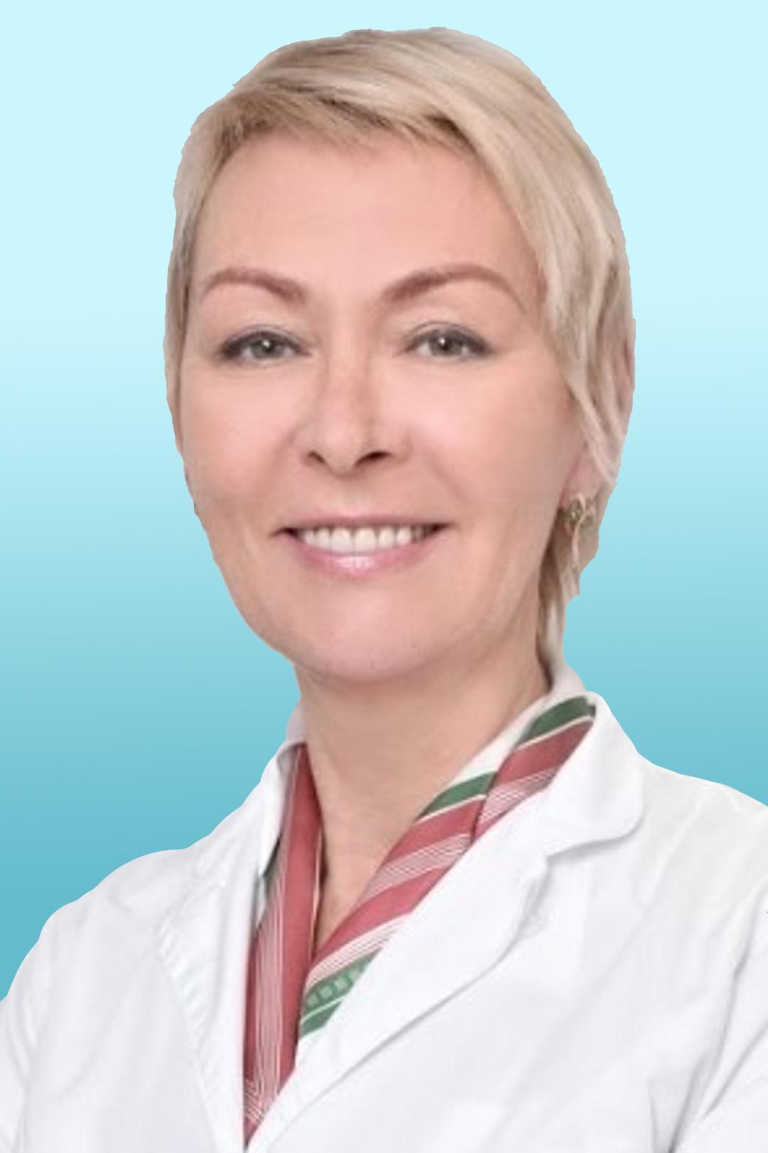 Врач-кардиолог Пекарская Марианна Викентьевна