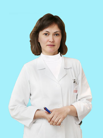 Врач-невролог Аносова Ольга Евгеньевна