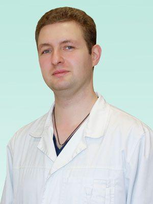Врач кардиолог Гудков Илья Андреевич