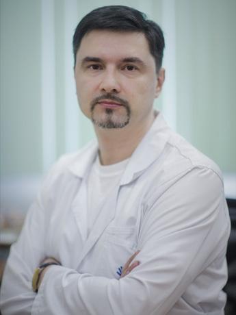 Врач акушер-гинеколог Москаленко Роман Владимирович