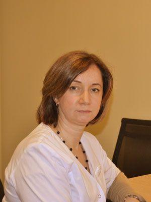 Врач эндокринолог Павлова Мария Геннадиевна