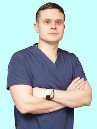 Врач травматолог-ортопед Желтиков Дмитрий Игоревич