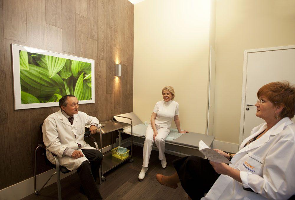 Новые медицинские клиники москвы